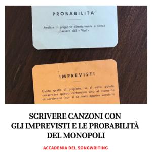 Imprevisti e Probabilità del Monopoli
